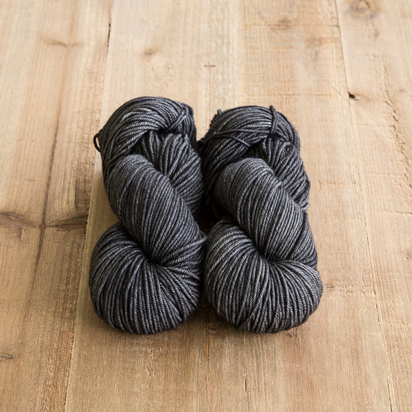 Cashmerino Worsted - Charcoal