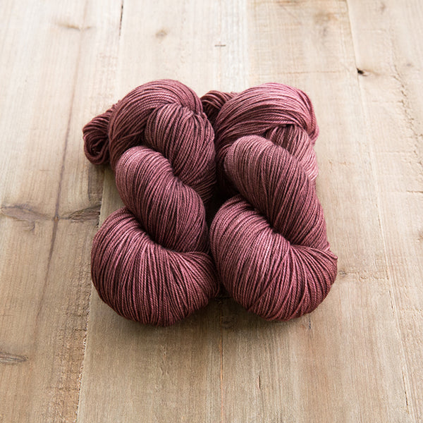 Dusted Rose - Cashmerino 20 - Dyed to Order