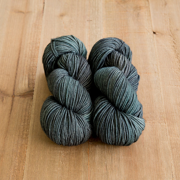 Cashmerino Worsted - Ever Grey