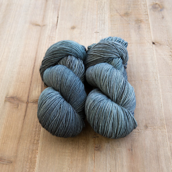 Ever Grey - Cashmerino 20 - Dyed to Order