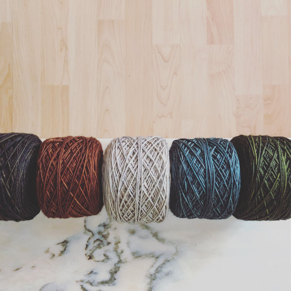 Traveller - Yarn Kit (ships in 1-2 weeks)