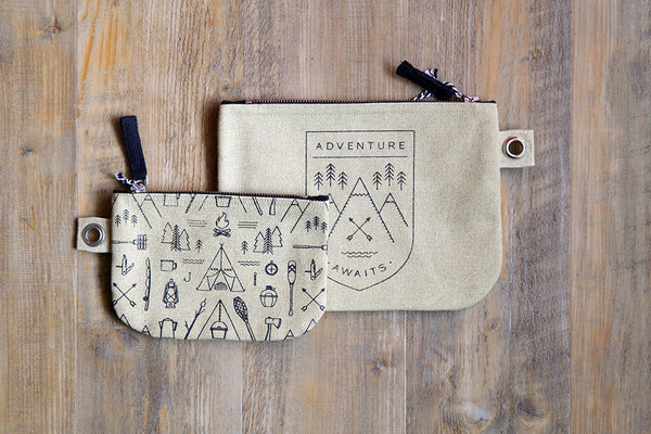 Adventure Pouches