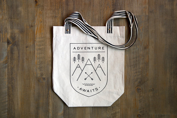 Adventure Bucket Tote