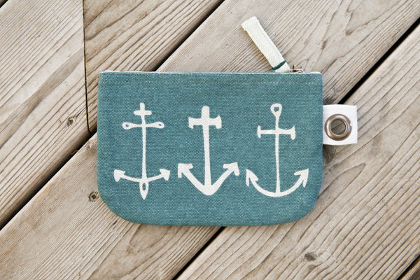 Lost At Sea Pouches