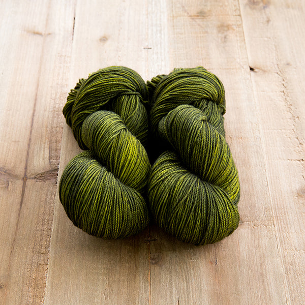 Olive - Cashmerino 20 - Dyed to Order