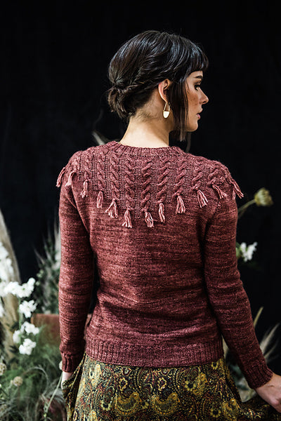 Dusted Rose - Sweet Merino Lite