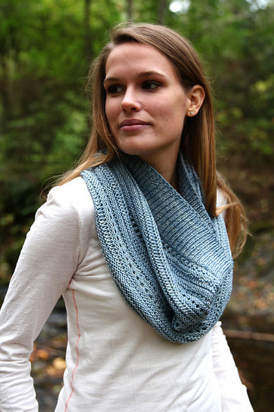 Riverbank Cowl - Yarn Kit