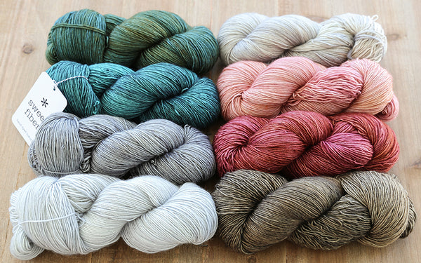 Sweet Merino Lite - set of 8
