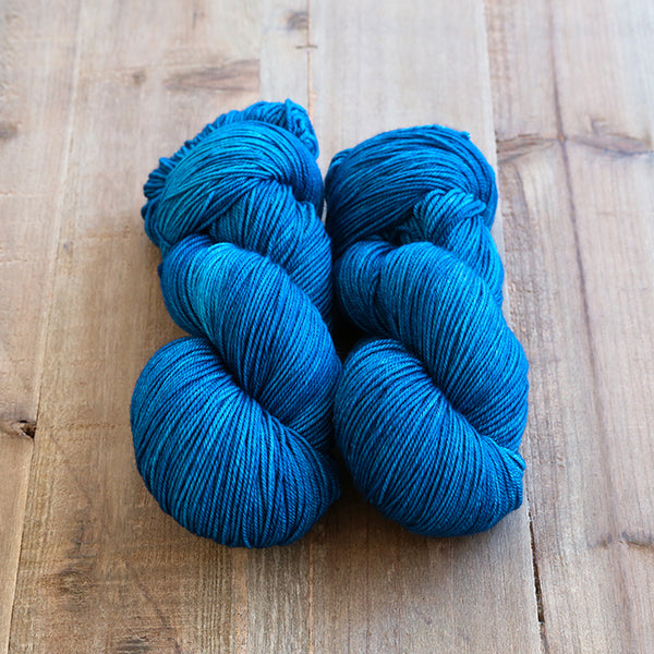 Sapphire - Cashmerino 20 - Dyed to Order