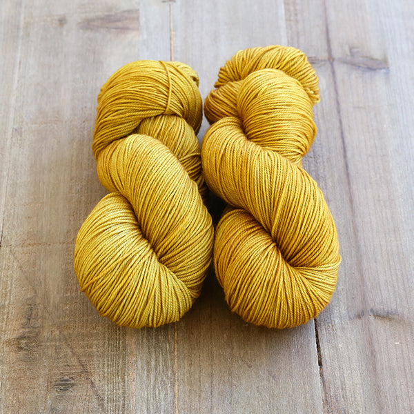 Spanish Coin - Cashmerino 20 - Dyed to Order