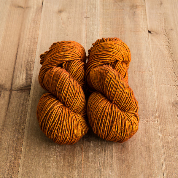 Cashmerino Worsted - Spiced Pumpkin