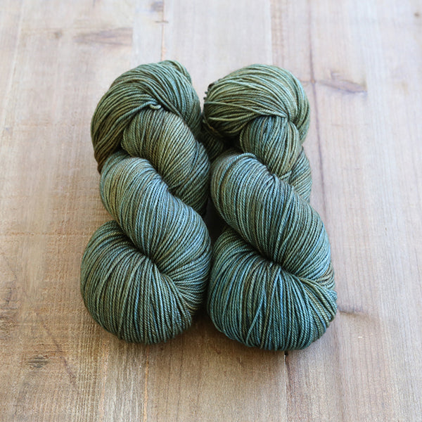 Tea Leaves - Cashmerino 20 - Dyed to Order
