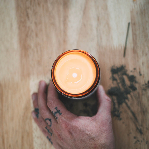 Small Batch Candles