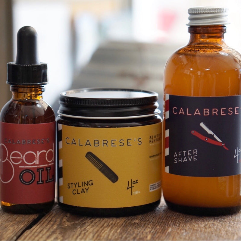 Calabrese's Barber Shop Products