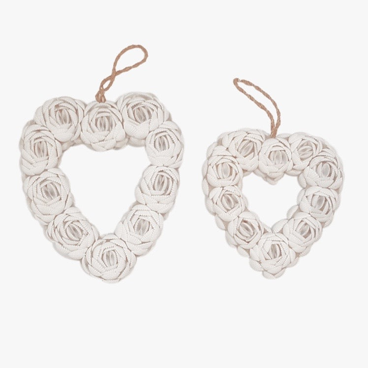 Shell Heart Coastal Decor-Janggalay