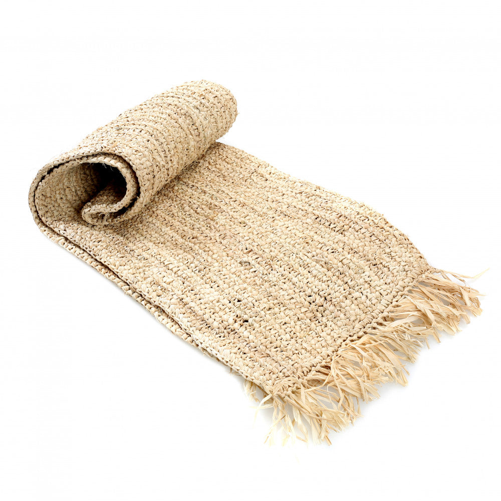 Raffia Table Runner-Janggalay