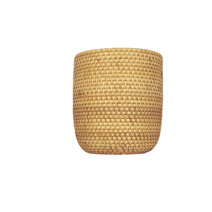Rattan Pot Plant Holder-Janggalay