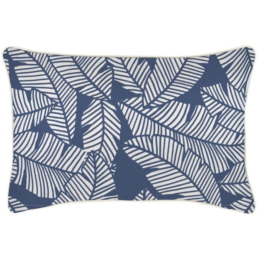 Islander Indoor Outdoor Cushion Blue - Janggalay
