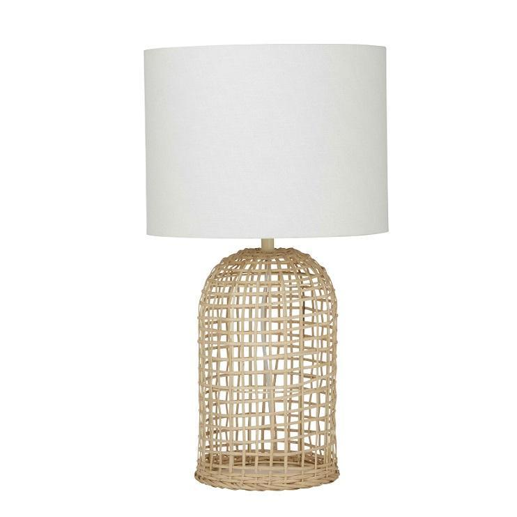 Coast Rattan Table Lamp