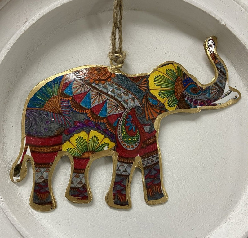 Elephant decoration - Janggalay
