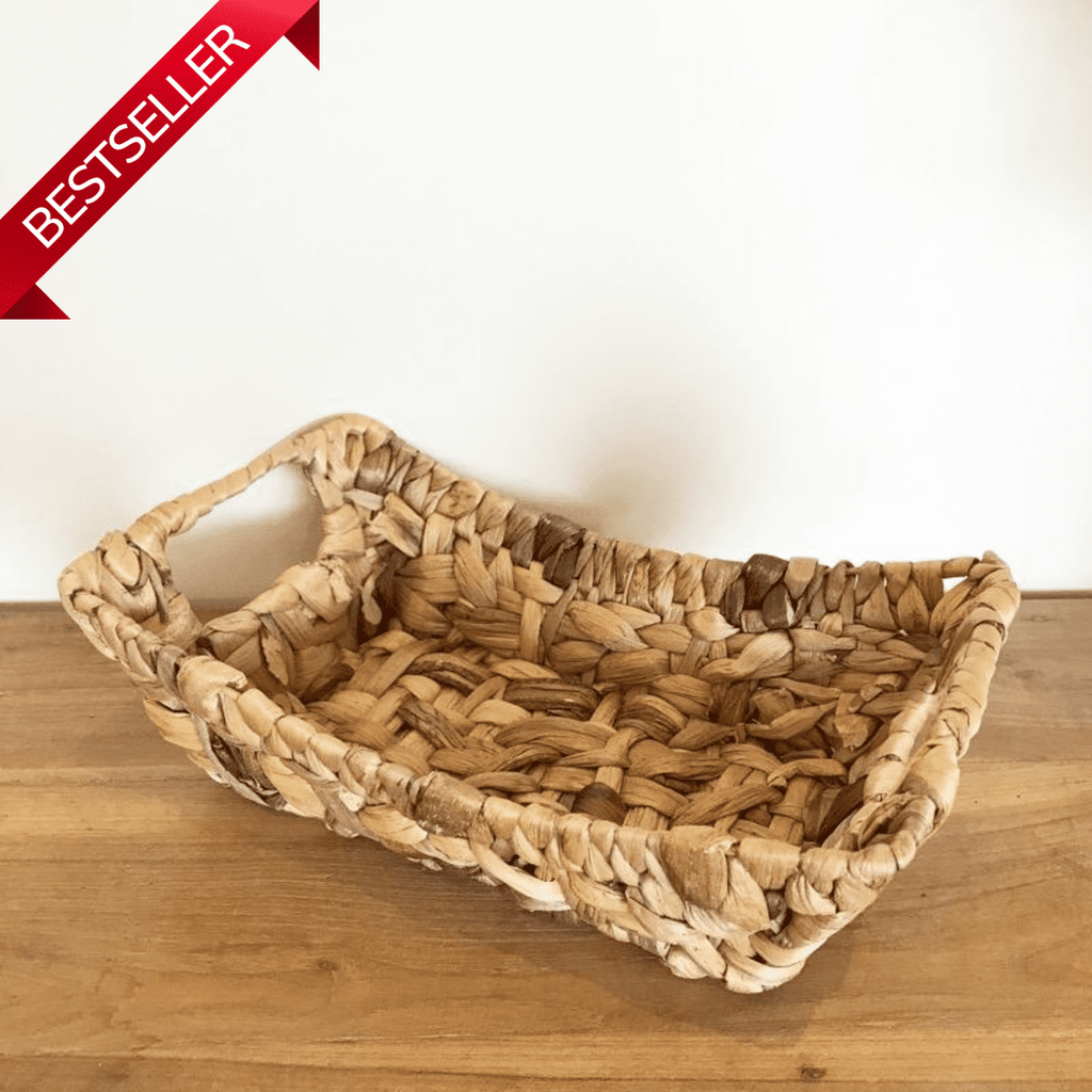 Bread Basket Water Hyacinth-Janggalay