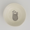 Trinket Dish Tropical Pottery Handmade Ceramic-Janggalay