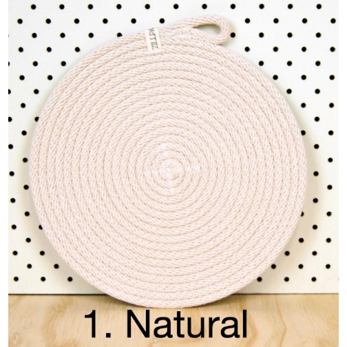 Zillpa Table Mat or Pot Mat or Trivet or Placemat-Janggalay