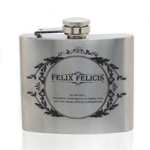Steel 5oz Flask - Felix Felicis