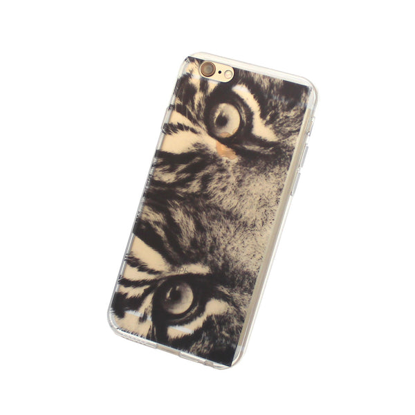 iPhone Tiger Eyes Case