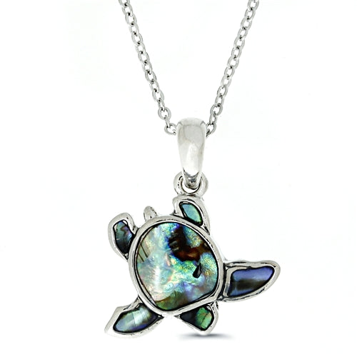 Lucky Sea Turtle Necklace