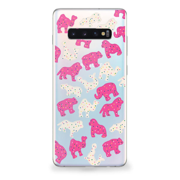 Animal Cookies Samsung Galaxy Case