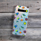 Space Blasters Samsung Galaxy Case