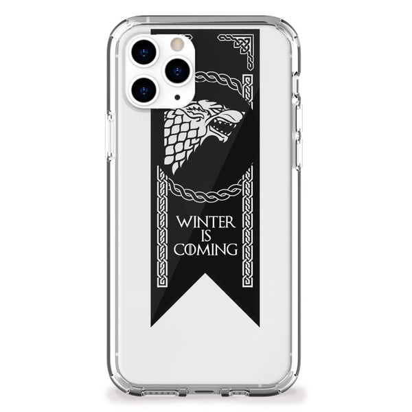 Winter is Coming Banner iPhone Case