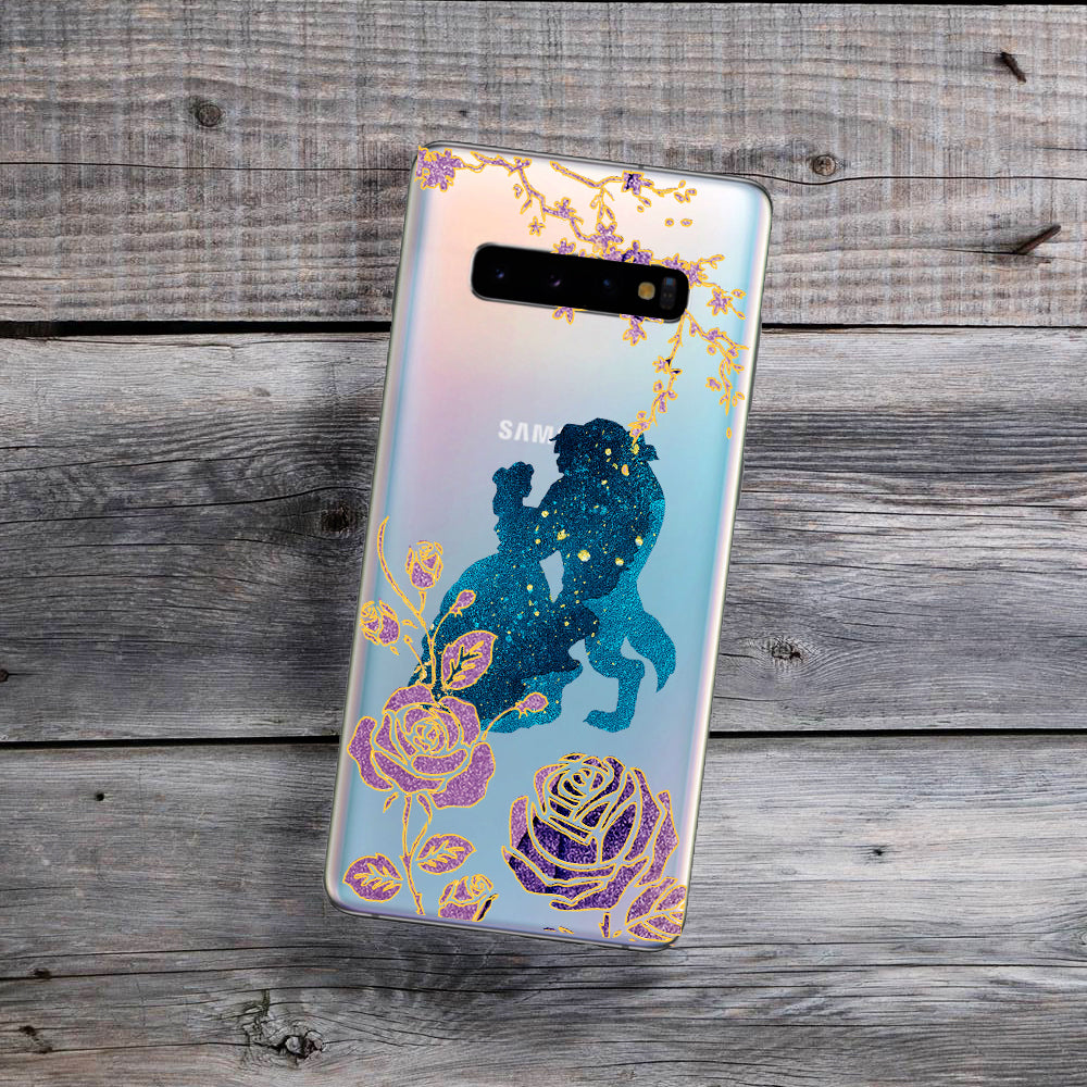 Tale As Old As Time Samsung Galaxy Case