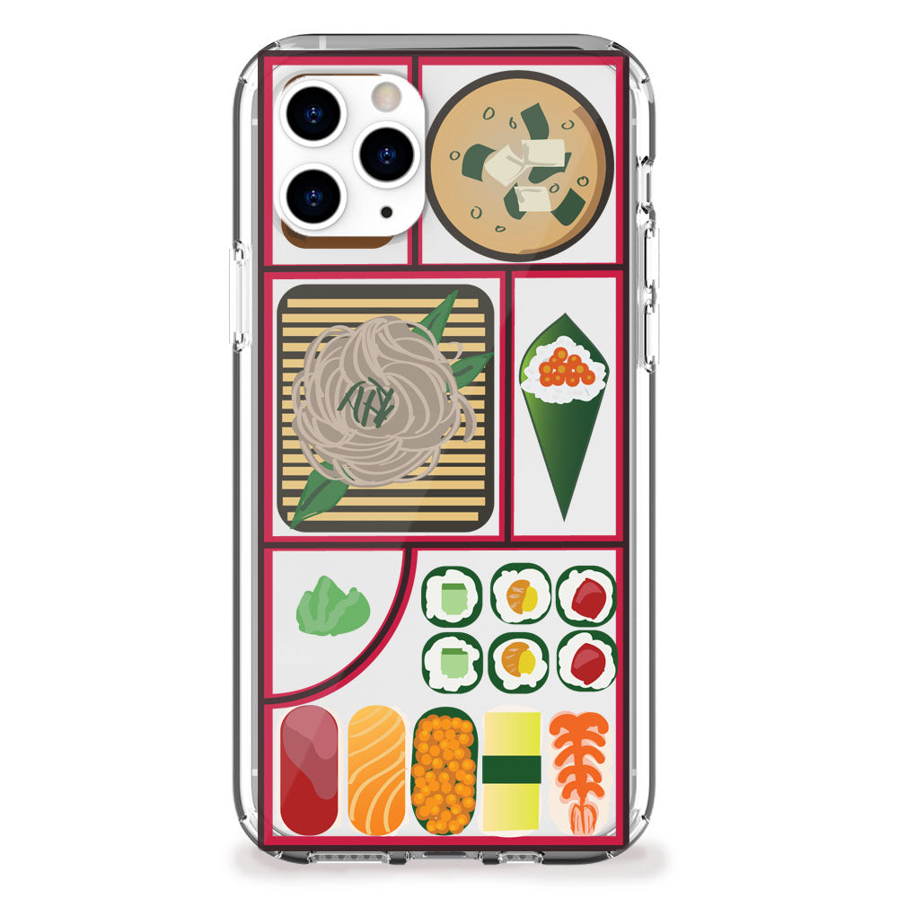 Bento Box iPhone Case