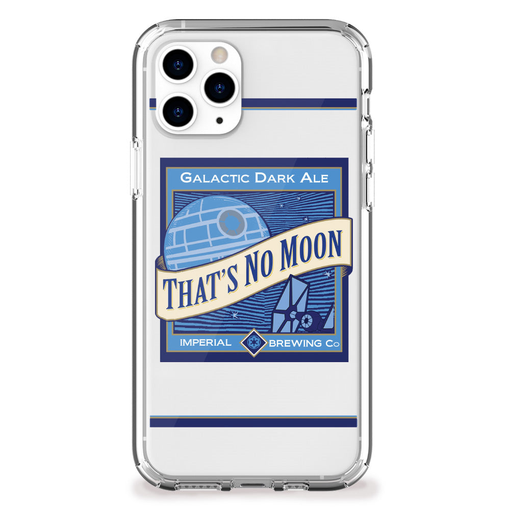 That's No Moon iPhone Case