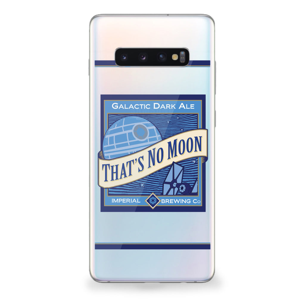 That's No Moon Samsung Galaxy Case