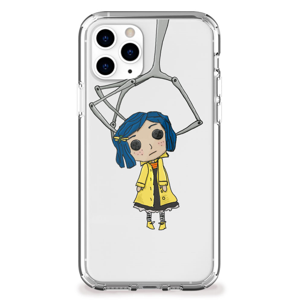 Button Eyes Doll iPhone Case