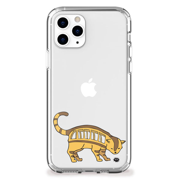 Cat Bus In Real Life iPhone Case