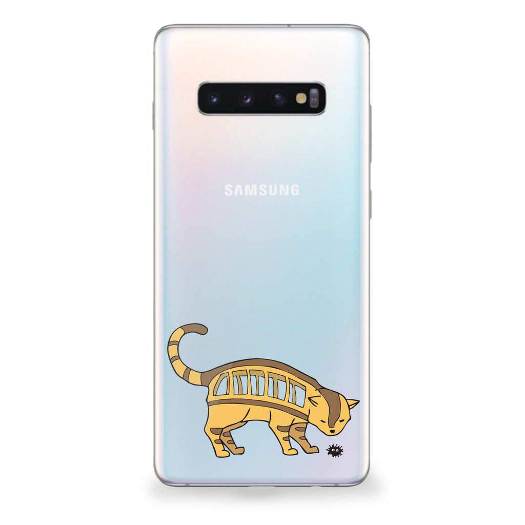 Cat Bus In Real Life Samsung Galaxy Case