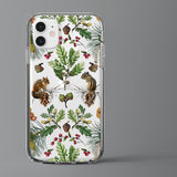 Pines Pattern iPhone Case
