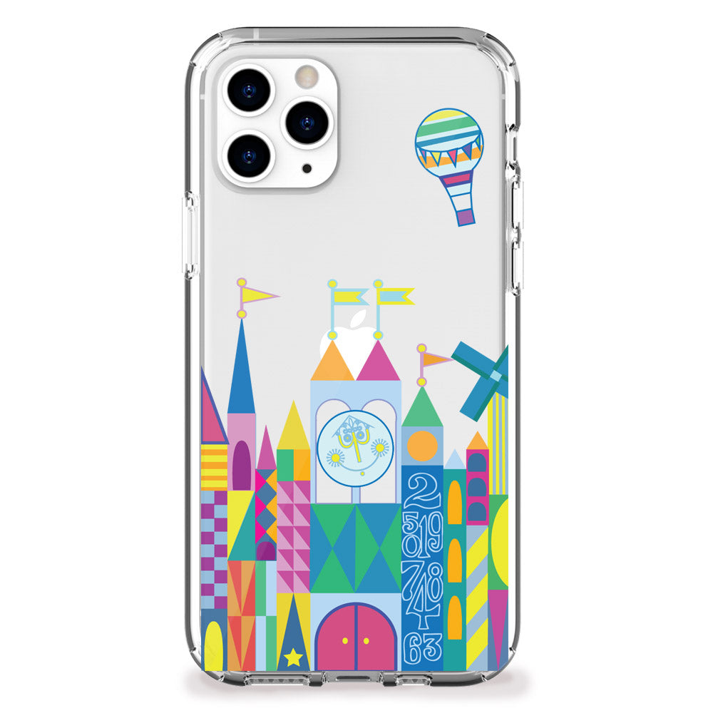 A Colorful World iPhone Case