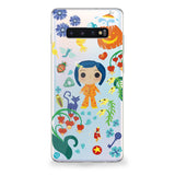 The Other Garden Samsung Galaxy Case