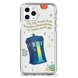Doctor Space Time iPhone Case