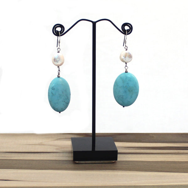 Touch of Glam Dangle Earrings