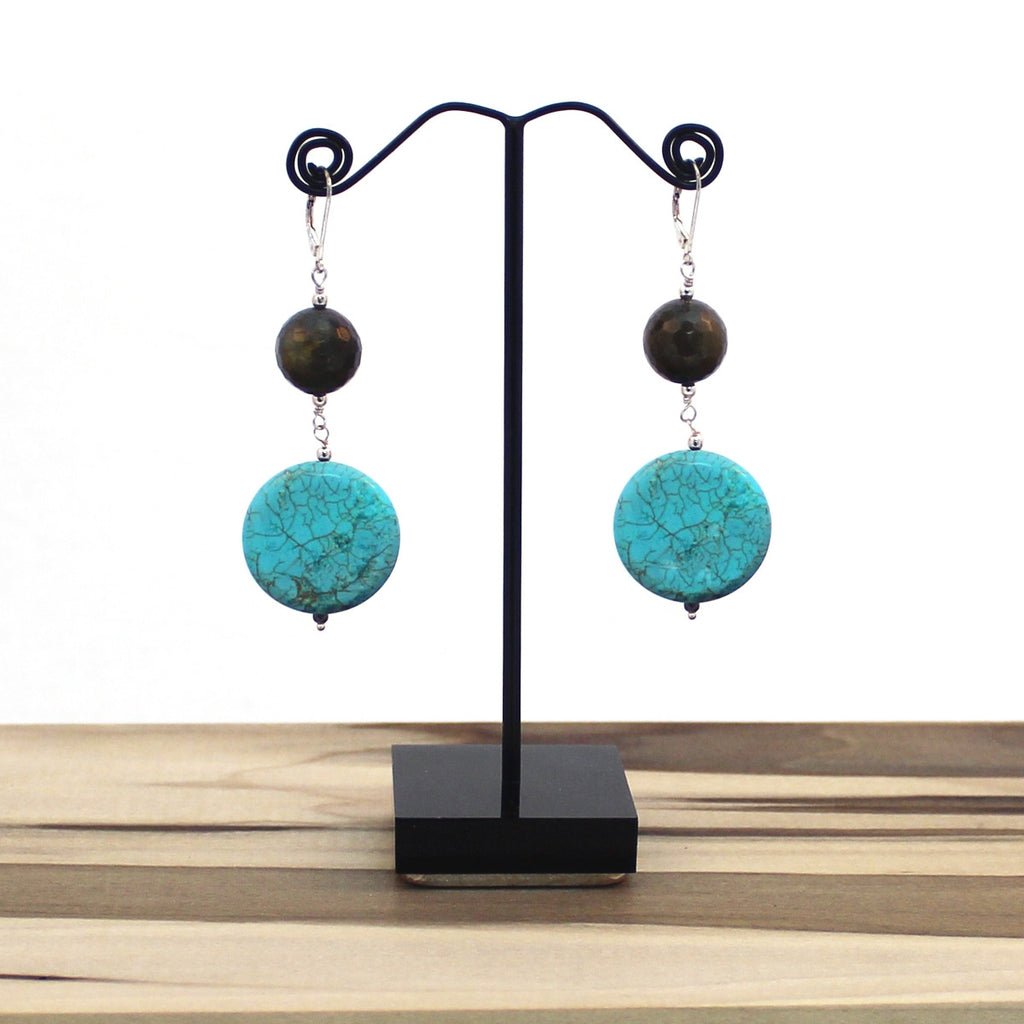 Rock Candy Dangle Earrings