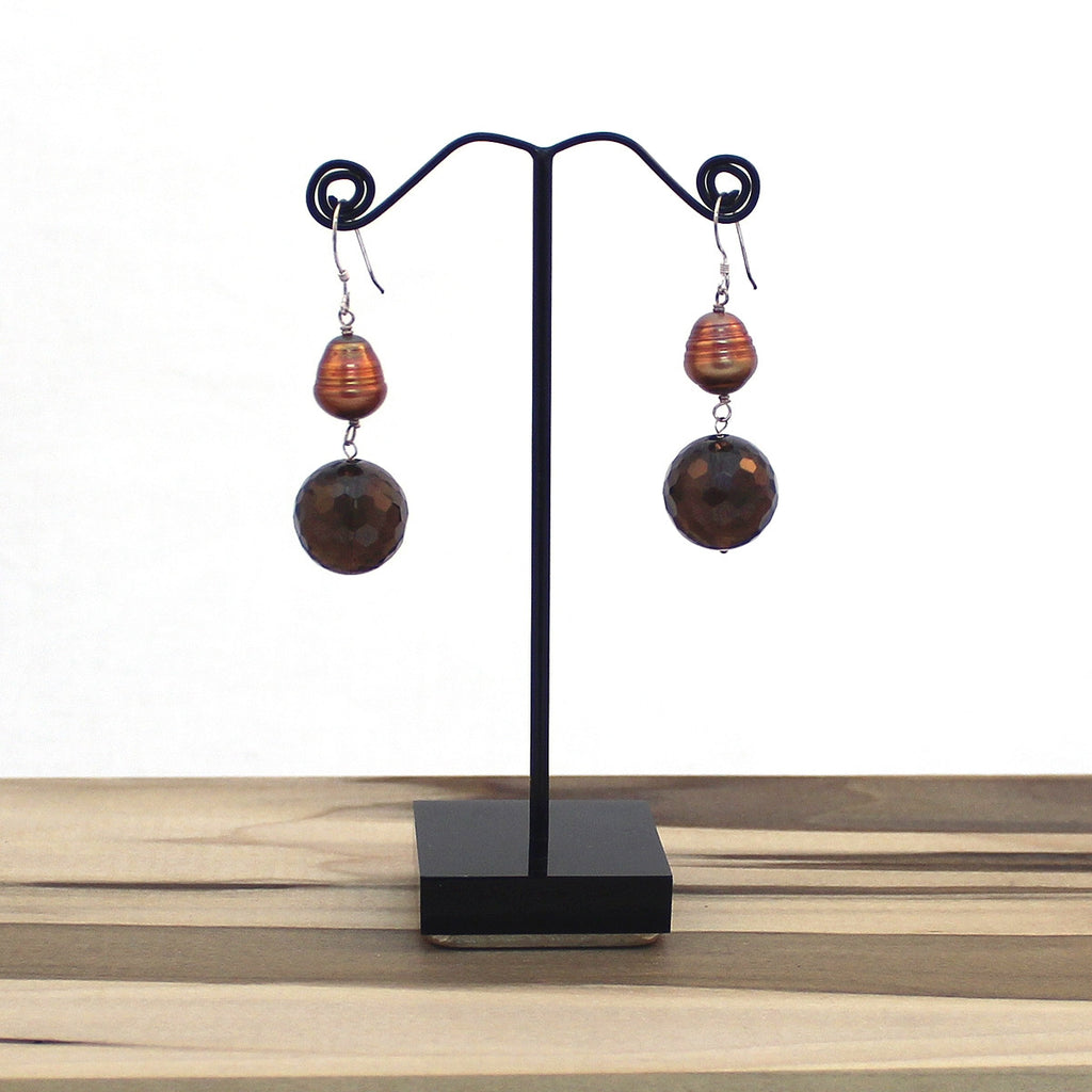 Simply Autumn Earrings
