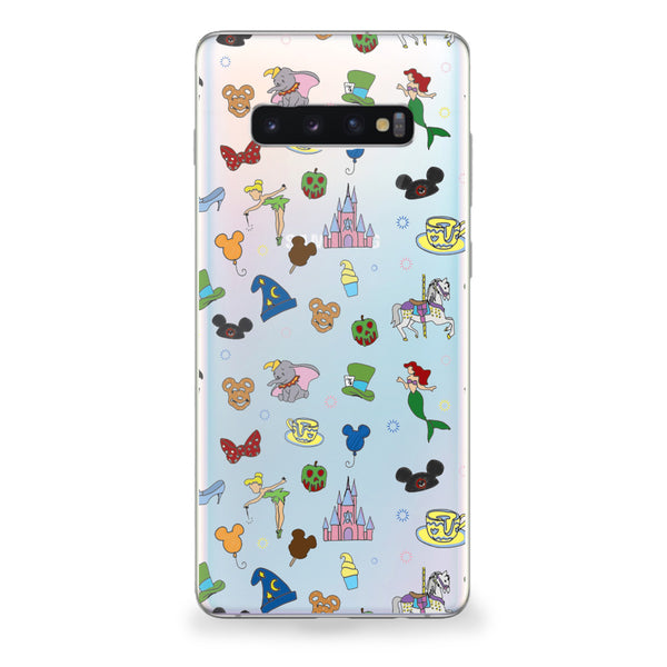 Fantasyland Samsung Galaxy Case