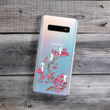 forest spirits samsung phone case