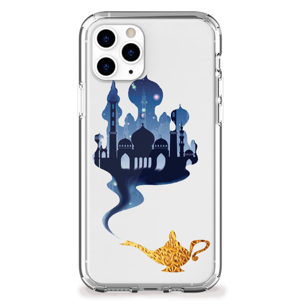 Aladdin and the Magic Lamp iPhone Case